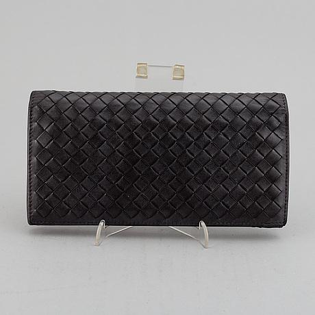 Bottega veneta, plånbok.