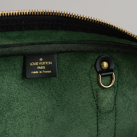 "Louis vuitton, väska, ""taïga kendall pm""."