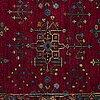 Two rugs djoshagan design, ca 125 x 83 cm.