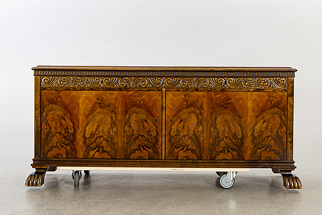A first half of the 20th century swedish modern sideboard.
