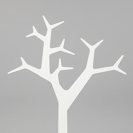 "Katrin petursdottir & michael young, coat hanger, ""tree"", swedese."