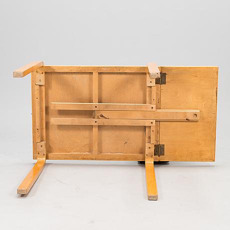Alvar aalto, klahvipöytä, artek, 1900-luvun puoliväli.