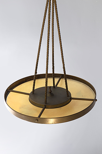A 20th entury second half ceiling lamp.
