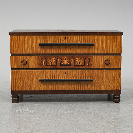 A swedish chest of drawers, 1920's/30's.