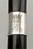 KÄpp med silverfattning england1900-tal.