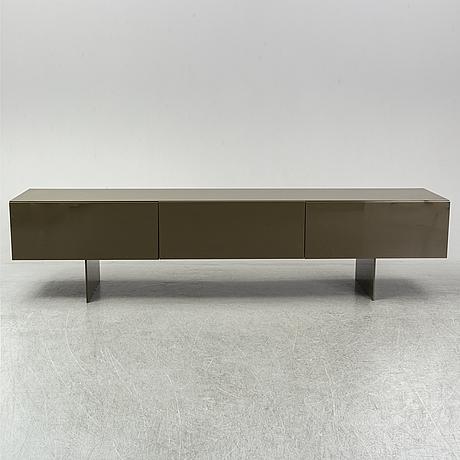 A b&b italia sideboard, 21st century.