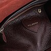Mulberry, a 'bayswater' backpack.