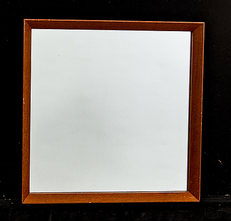Speglar 3 st 1960-70-tal glasmäster markaryd modell nr 3.