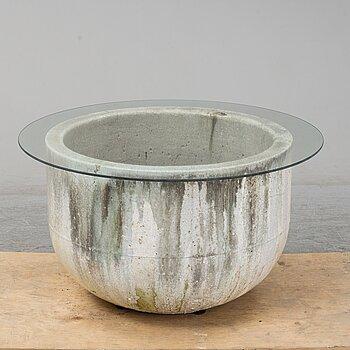 "JAN KLINGLER, ""Swedish glass history coffee table"", Studio Jan Klingler, 2020."