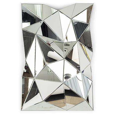 A 3d mirror, 21st century.