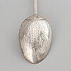 Ragusked, silver, christian f. heise, danmark.