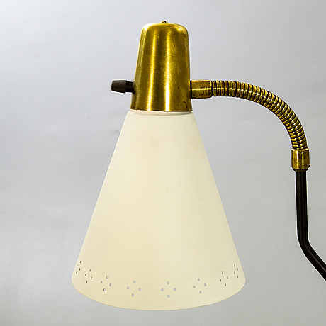 A swedish floor lamp, second half of the 20th century.