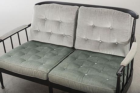 "Kerstin hÖrlin-holmquist, sofa, ""skrindan"" ope-möbler."