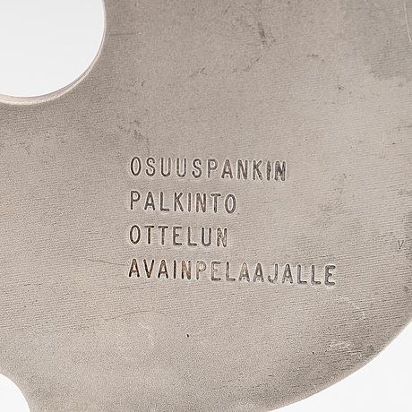 Eero aarnio, pris /nyckel för oko banken tillverkare kultakeskus.