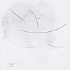 Joan miró, litograph. signed and numbered 27/40.