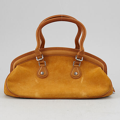 Christian dior, a 'detective' bag.