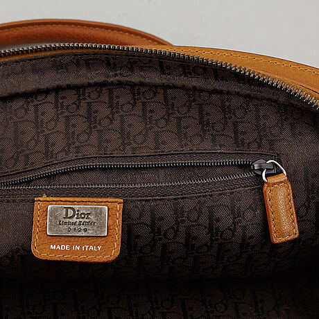 "Christian dior, väska, ""detective""."