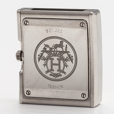 HermÈs, belt, armbandsur, 26 x 30 mm.