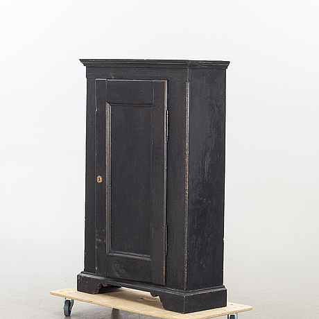 A 19th century cupboard.