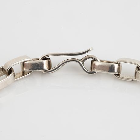 Sven erik hÖgberg a silver necklace.