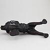 William sweetlove, sculpture, plastic, signed 13/200.