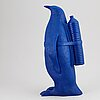 William sweetlove, sculpture, plastic, signed 118/300.