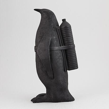William sweetlove, skulptur, plast, signerad 163/300.