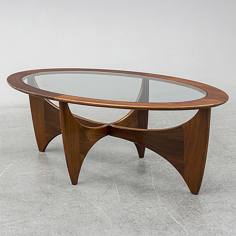 An 'astro' coffee table, g-plan.