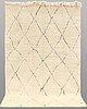 Matta, marocko, ca 302 x 197 cm.