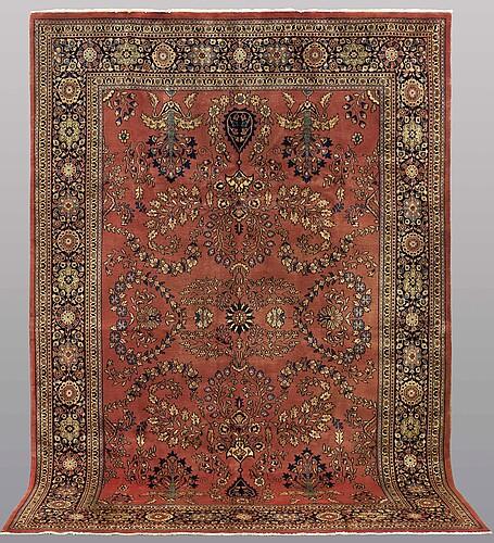 Matta, orientalisk, ca 310 x 214 cm.