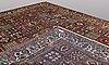 Matta, baktiari semiantik, ca 445 x 342 cm.