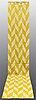 Gallerimatta, kelim, ca 481 x 87 cm.