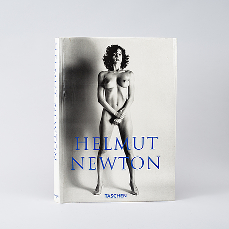 Helmut newton, sumo photo book signed and numbered.