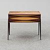 A 1950's/60's table by rimbert sandholt, ab glas & trä, hovmantorp.