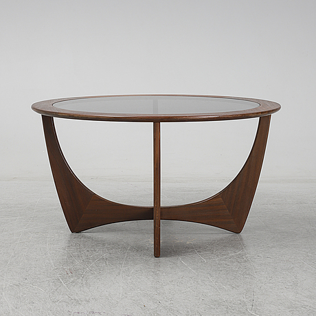 An 'astro' coffee table, g-plan, late 20th century.