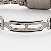 Cartier, panthère, armbandsur,  26,5 x 26,5 (36) mm.