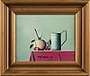 Terry laakso, oil on canvas, signed and dated -90.