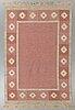 Flat weave, signed ir (ida rydelius), ca 195 x 135 cm.