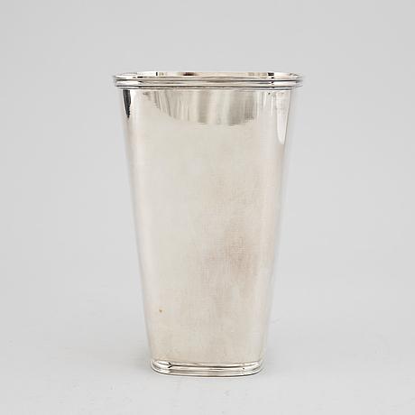 BÄgare, gustaf jansson för cg hallberg, silver.