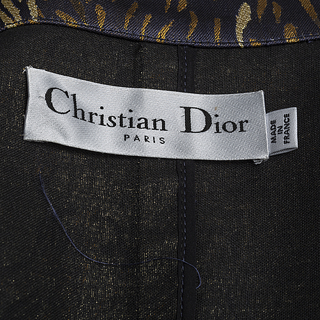 Christian dior, coat, french size 36.