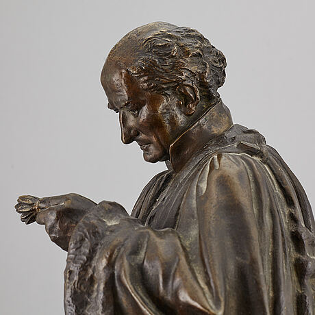 Jean-franÇois legendre-hÉral, attributed to, sculpture, bronze, signed and dated 1843.