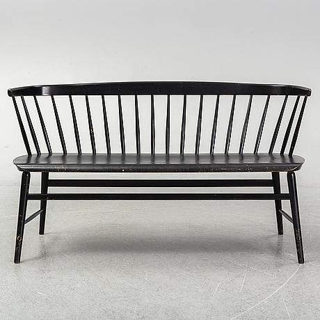 A mid 20th century 'florett' sofa.