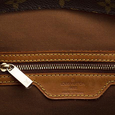 Louis vuitton, a 'cabas mezzo' bag.