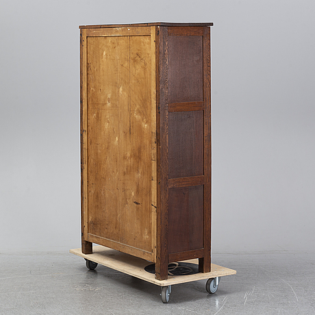 An office cupboard, first half of the 20th century.
