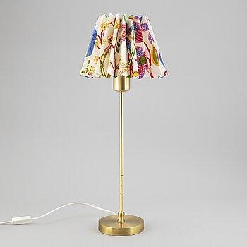 JOSEF FRANK, a brass table lamp, modell 2552, for Firma Svenskt Tenn, Sweden.