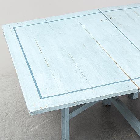 Slagbord, 1800-talets första hälft.