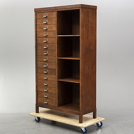 A mid 20th century cabinet.