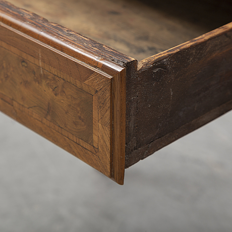 Bord, rokoko, 1700-talets mitt.