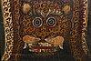 VÄggpanel, tibet.