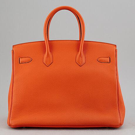 """Hermès, väska, """"birkin 35"""", 2015."""